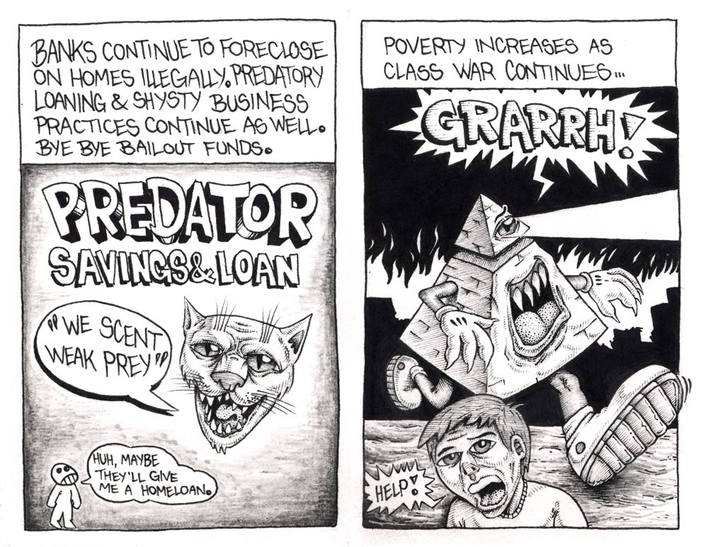 Occupy San Francisco: The Mini Comix